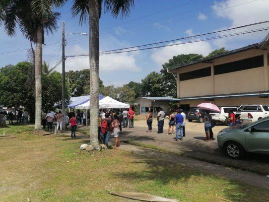 Unas 45,366 dosis contra el Covid-19 se han aplicado en Panamá Este