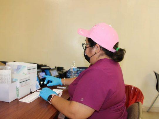 Habilitan el estadio Omar Torrijos para toma de hisopados