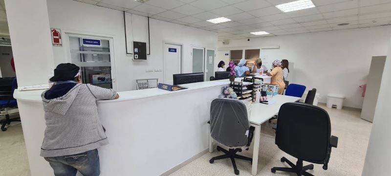 """Reubican sala de pediatría en el Hospital Luis """"Chicho""""Fábrega"""