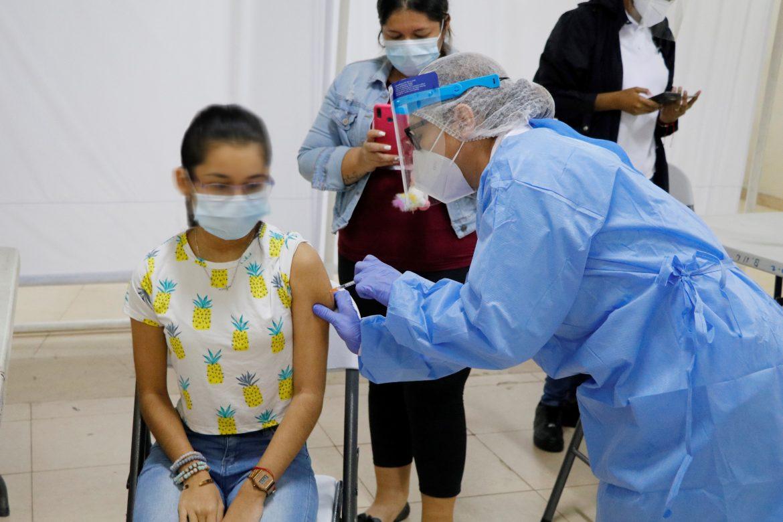 Vacunación contra la Covid-19 en Juan Díaz será hasta el viernes 16