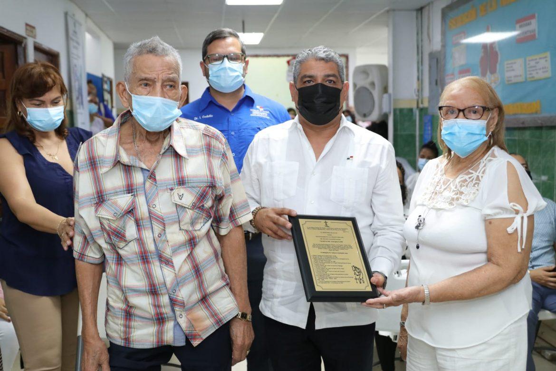 Centro de Salud de Río Abajo llevará el nombre del Dr. Roldán Vallejo Rangel
