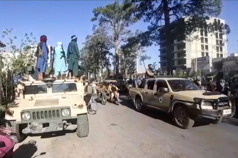 Los talibanes aseguran haber tomado Kandahar, la segunda ciudad de Afganistán