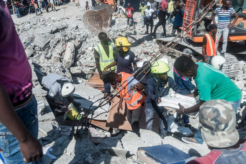 """OPS destaca situación """"especialmente grave"""" en Haití y pide ayuda"""