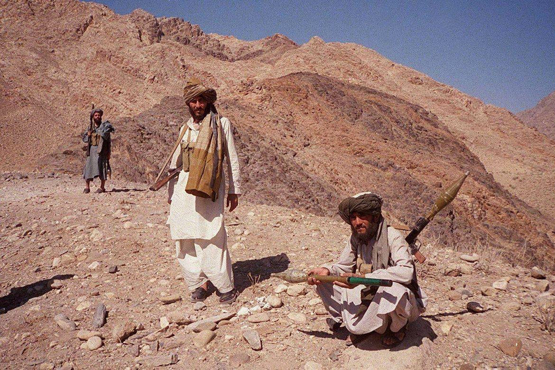 """Los talibanes recuperaron una """"buena parte"""" del armamento estadounidense"""