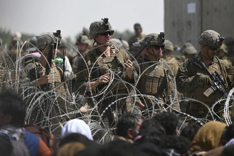 EE.UU. y sus aliados corren contra el reloj en su caótica evacuación en Kabul