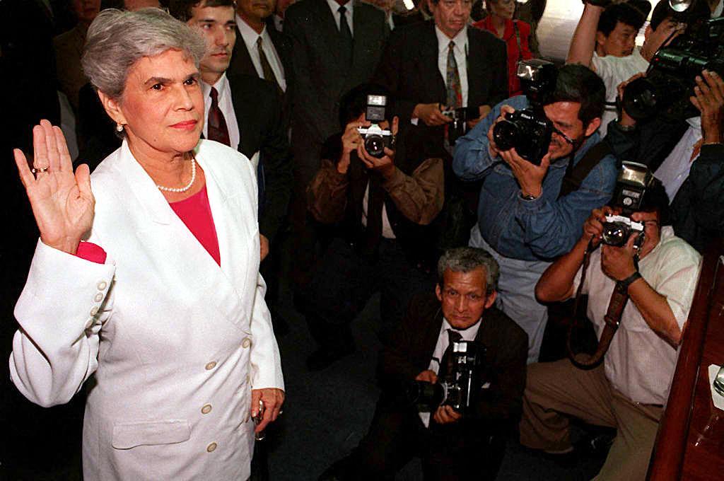 Hijos de la expresidenta Nicaragua Violeta Chamorro acusados de corrupción