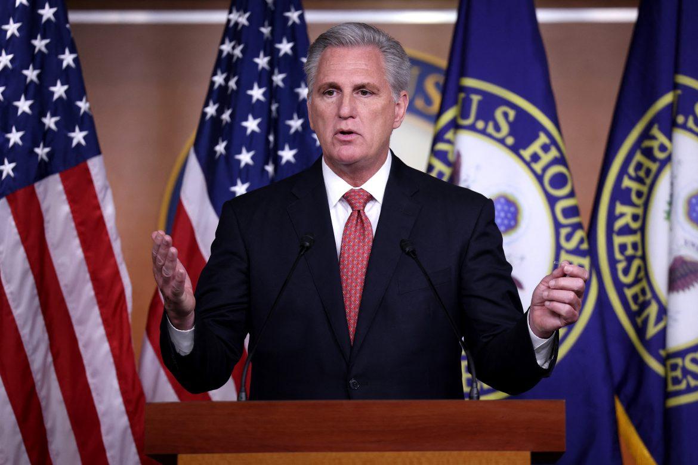 Líder republicano urge a levantar receso de Cámara de EE.UU. para abordar crisis de Afganistán