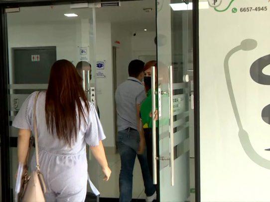ANTAI realizó cinco diligencias simultáneas en caso de empresa de hisopados