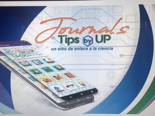 """Journal's Tips by UP"", nueva herramienta universitaria"