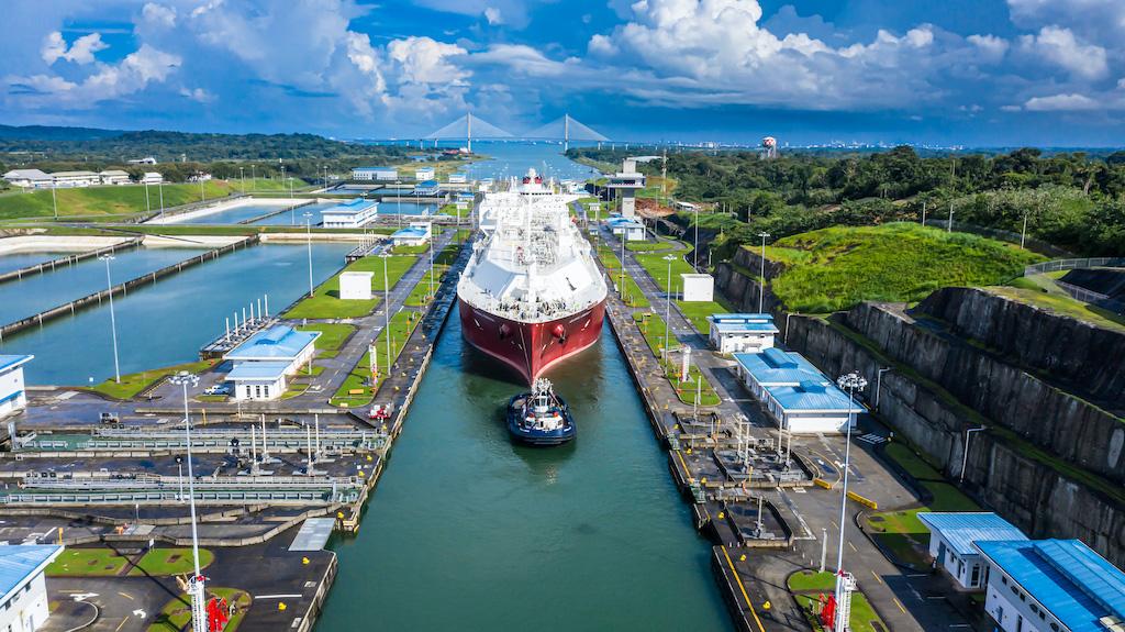 Los 107 años del Canal de Panamá