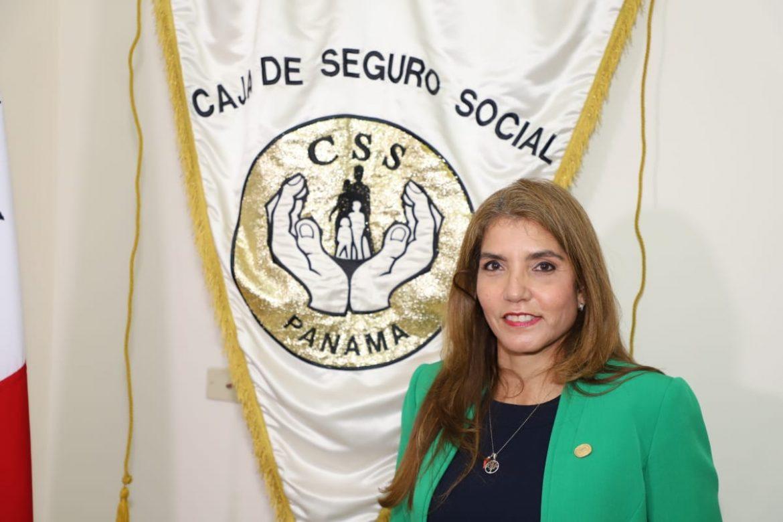 Aida Ureña de Maduro, presidirá Junta Directiva de la CSS