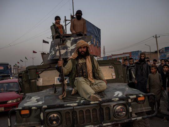 La caída de Kabul pone un abrupto fin a la era estadounidense en Afganistán