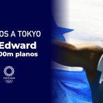 Esta noche turno para Alonso Edwards en Tokio 2020