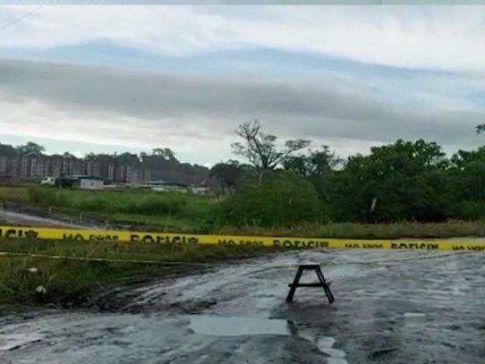 Joven es asesinado en el proyecto Altos de Los Lagos en Colón