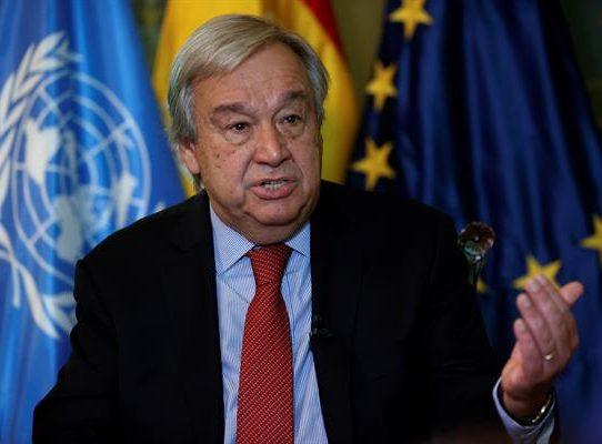 """Guterres: el nuevo informe sobre clima es un """"código rojo para la humanidad"""""""