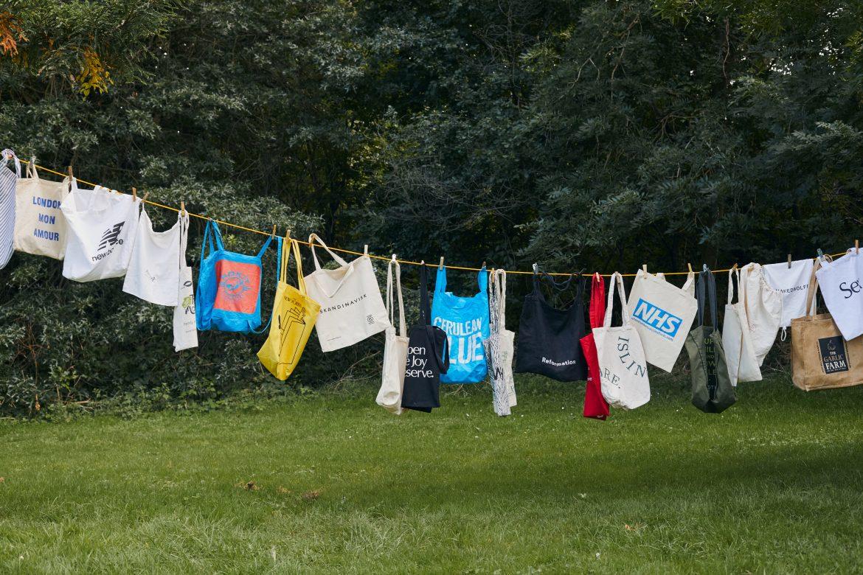 La crisis de las bolsas reutilizables de algodón