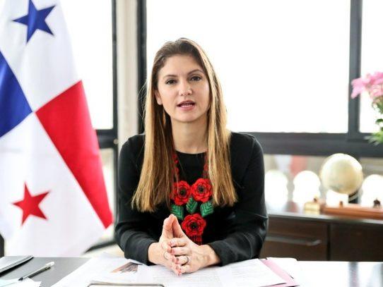 Canciller Erika Moynes aborda ante la OEA la crisis humanitaria en Haití