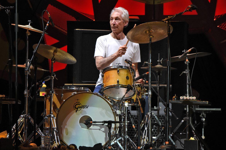 El batería de los Rolling Stones, Charlie Watts, murió a los 80 años