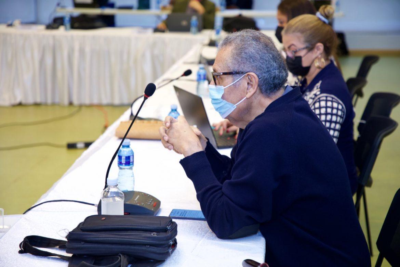 Prórroga pide mesa de prestaciones económicas para tema de riesgos profesionales
