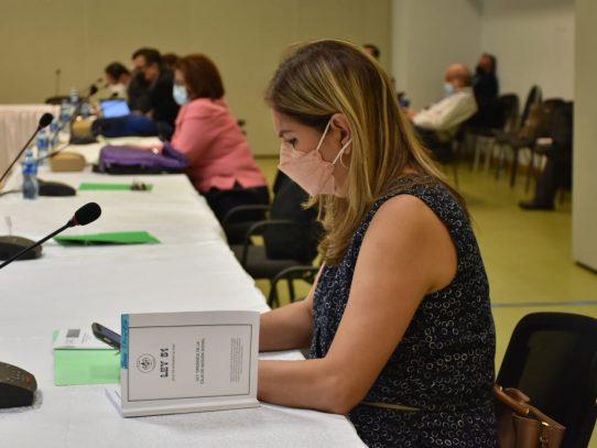 Comisión del IVM del Diálogo por CSS exhorta a UP a presentar propuestas