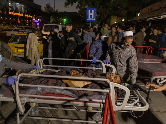 Esto es lo que sabemos sobre el Estado Islámico Jorasán, autor del atentado de Kabul