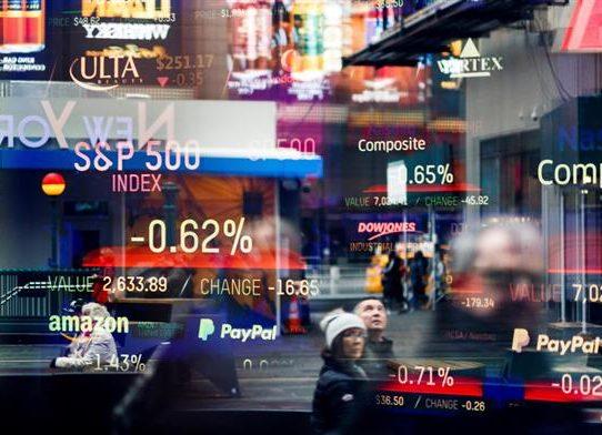 Wall Street abrió en verde y el Dow Jones subió un 0,56 %