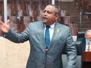 Altercado en Asamblea Nacional