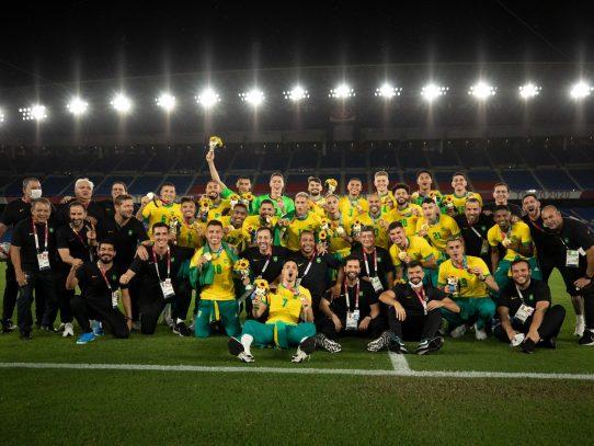 Brasil bicampeón olímpico tras ganar a España en prolongación