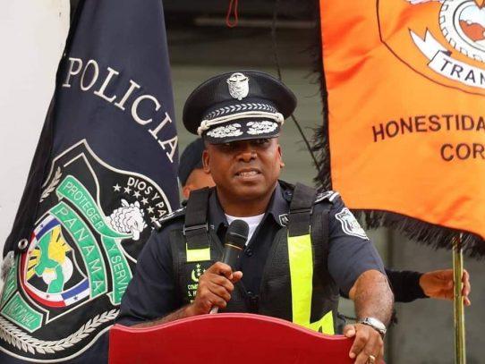 Comisionado Simón Henríquez es designado subdirector de la Policía Nacional