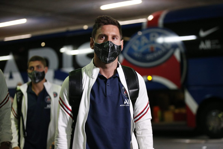 Hoy la primera convocatoria de Leo Messi con el PSG