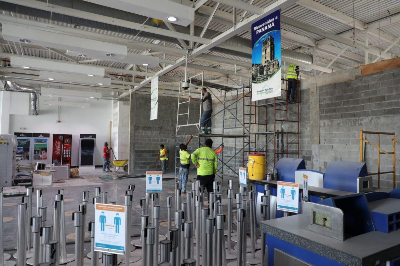 Avanza remodelación y ampliación del Aeropuerto Internacional Panamá Pacífico