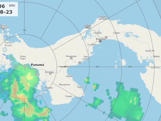 Probabilidades de lluvias en horas de la tarde