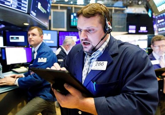 Wall Street cerró mixto y el Dow Jones baja un 0,19 %