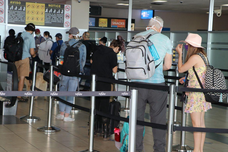 Unos 1,823 viajeros con Covid-19 han sido detectados en el aeropuerto de Tocumen