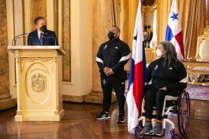 Delegación paralímpica