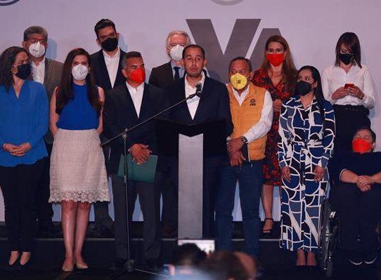 Oposición mexicana denunciará ante la OEA intervención de bandas en elección
