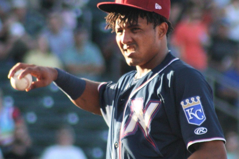El dominicano Erick Mejía en el equipo ideal del béisbol en Tokio-2020