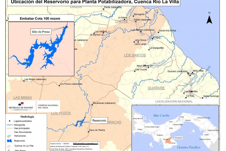 Multilateral interesada en financiar estudios de embalse en río La Villa