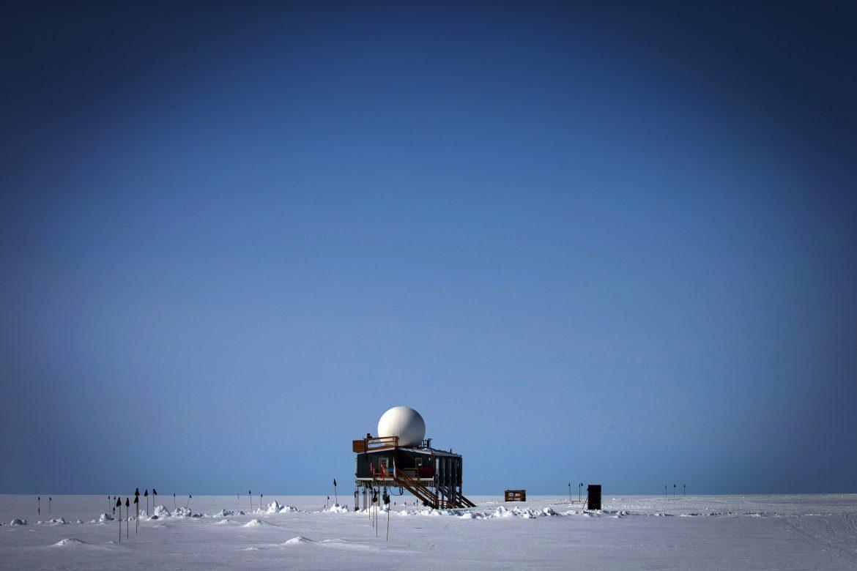 Un suceso insólito: Llueve en la estación Summit de Groenlandia