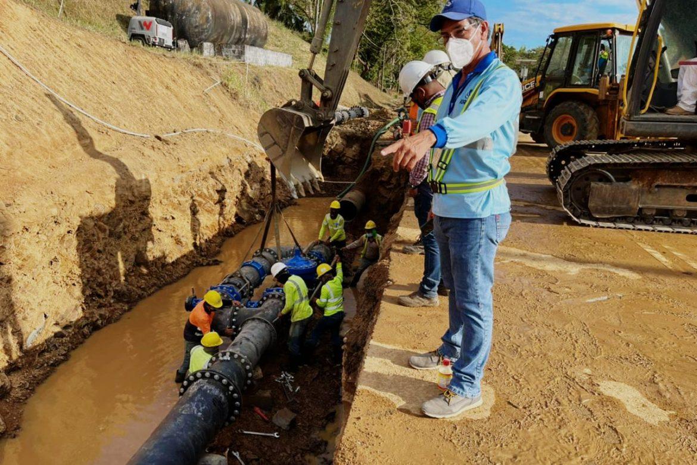 Por trabajos, suministro de agua será interrumpido mañana en sectores de Chiriquí