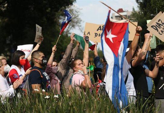 AI pide ingresar en Cuba para verificar la situación de los detenidos en las protestas
