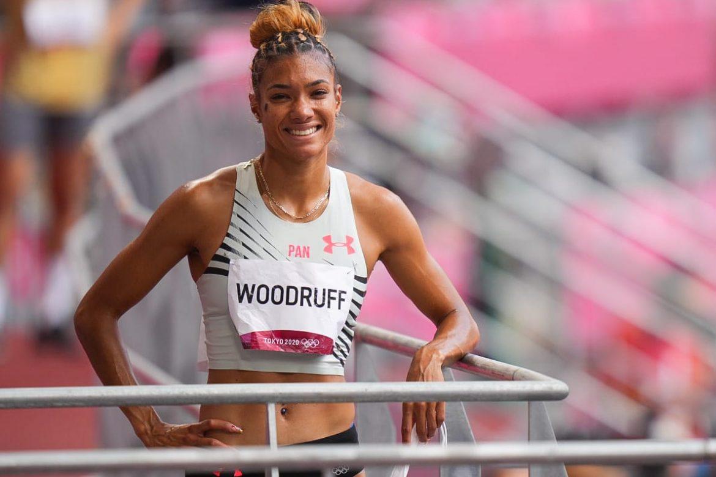 Gianna Woodruff agradeció apoyo de Panamá durante su participación en Juegos Olímpicos