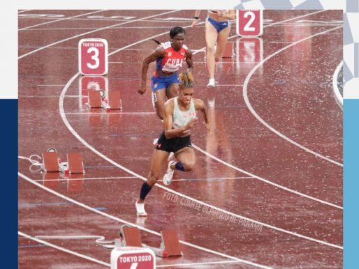 Hoy participación de Gianna Woodruff en final de los 400 metros vallas