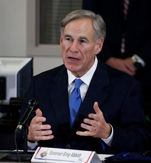 Gobernador de Texas, firme detractor de la mascarilla, se contagió de covid