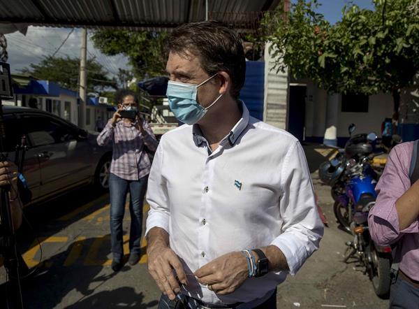 La Policía de Nicaragua arrestó al gerente general de La Prensa
