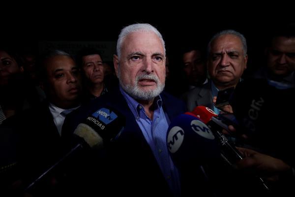 Hoy se suspendió la audiencia seguida al expresidente Ricardo Martinelli