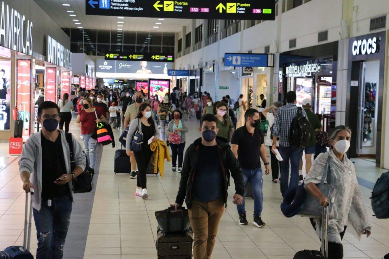 Verifican en Aeropuerto de Tocumen cumplimiento de protocolos de bioseguridad