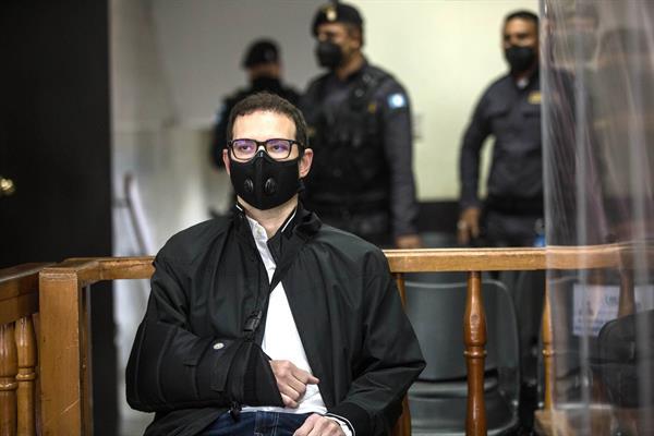 Rechazan la apelación de un hijo de Martinelli en Guatemala para evitar su extradición