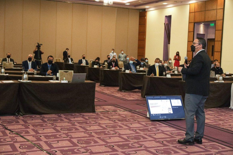 AMP celebra reunión anual con Organizaciones Reconocidas para fortalecer Registro de Buques