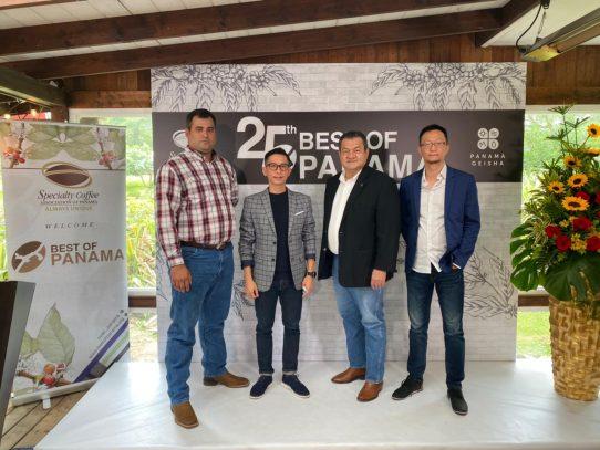 """Cata internacional """"Best of Panama"""", gran oportunidad para productores y exportadores"""